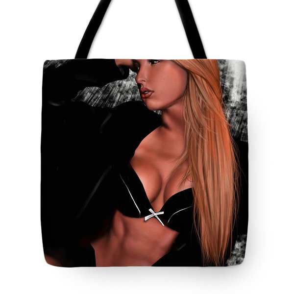 Can You Dig It Tote Bag by Pete Tapang