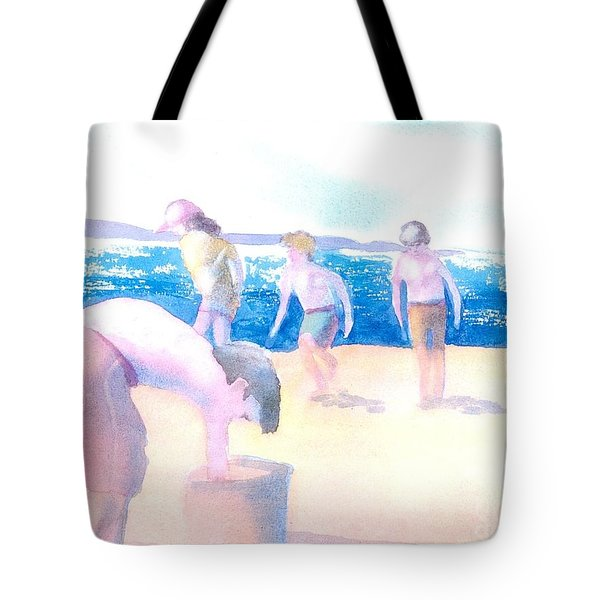 Cape Explorers Tote Bag by Joseph Gallant