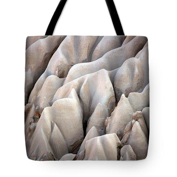 Cappadocia rocks Tote Bag by RicardMN Photography