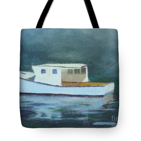 Captain Tom Tote Bag by Claire Gagnon