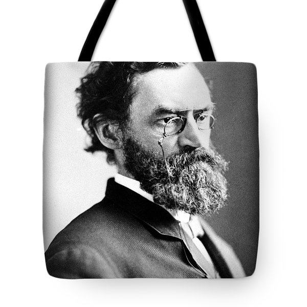 Carl Schurz (1829-1906) Tote Bag by Granger