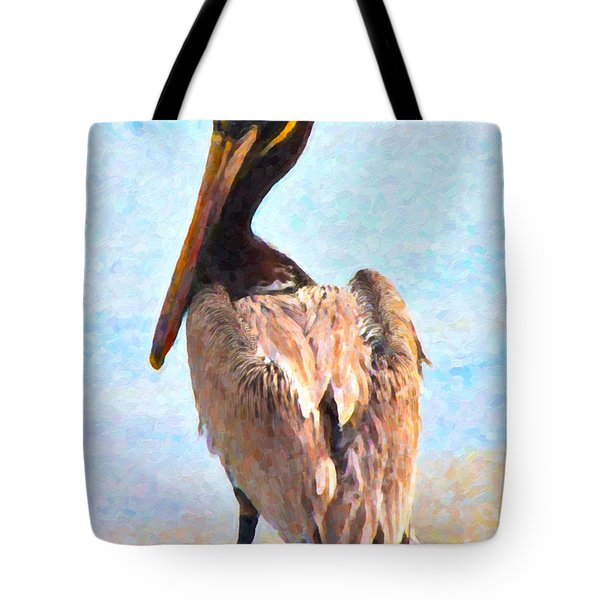 Carlos Tote Bag by Betsy C  Knapp