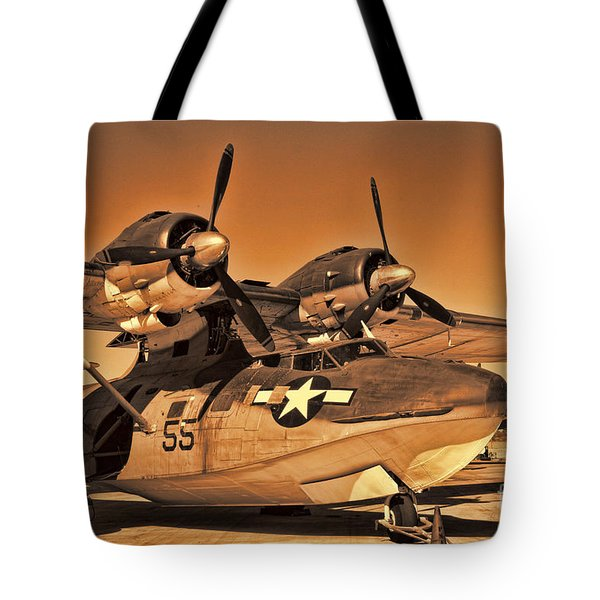 Catalina Tote Bag by Tommy Anderson