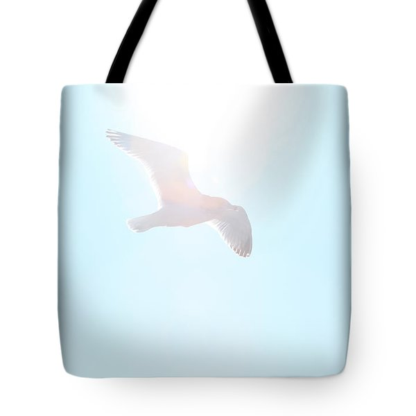 Catch The Rays Tote Bag by Karol Livote