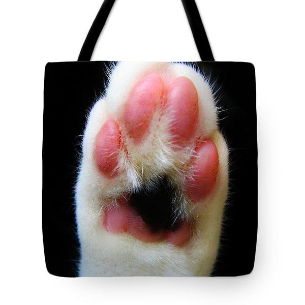 Cat's Honor Tote Bag by Michelle Milano