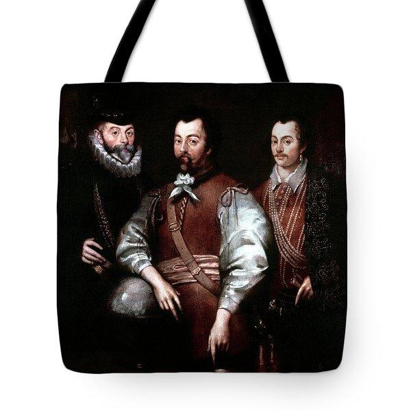 Cavendish Drake And Hawkins Tote Bag by Granger