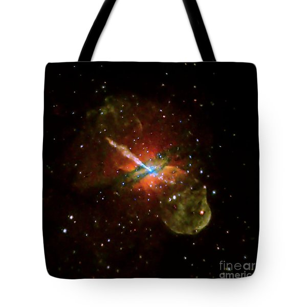 Centaurus A Tote Bag by NASA