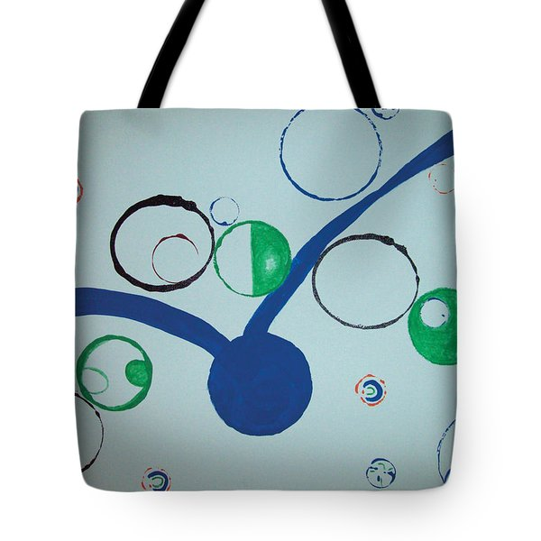 Champagne Seagull Tote Bag by Jimi Bush