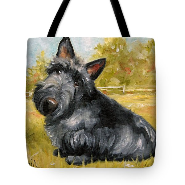Chester Tote Bag by Mary Sparrow