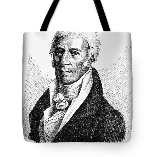 Chevalier De Lamarck Tote Bag by Granger