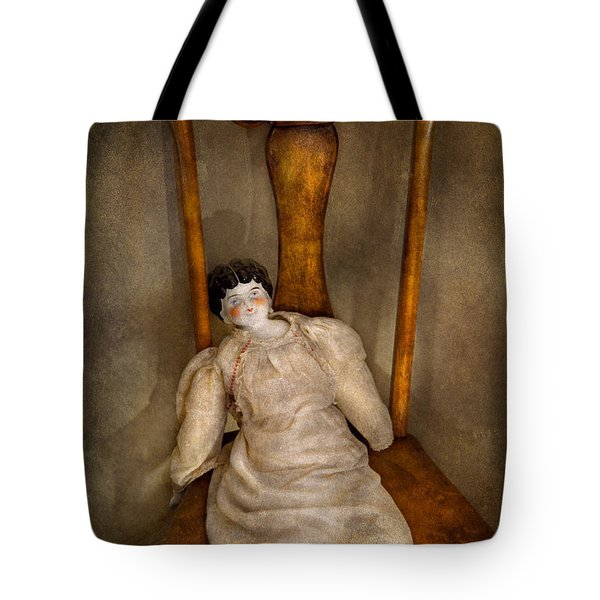 Children - Toy - Her Royal Highness  Tote Bag by Mike Savad