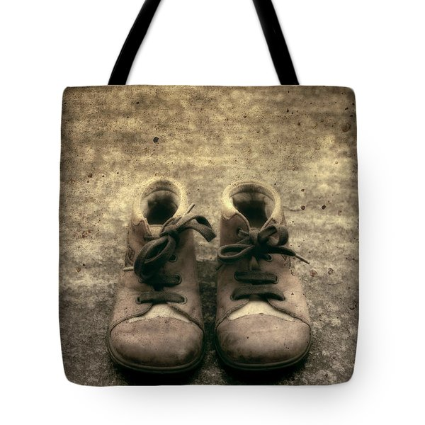 Children's Shoes Tote Bag by Joana Kruse