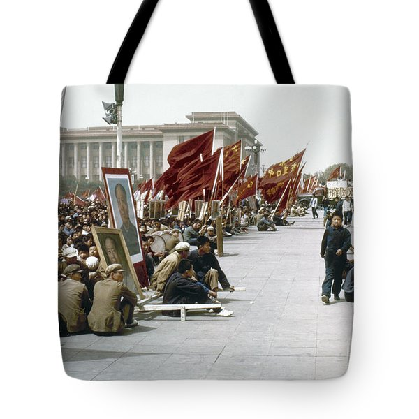 China: Cultural Revolution Tote Bag by Granger