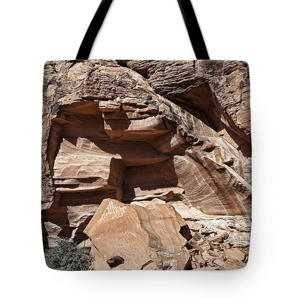 Chip off the Block Tote Bag by Kelley King