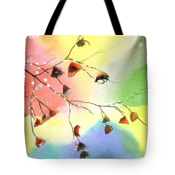 Christmas 1 Tote Bag by Anil Nene