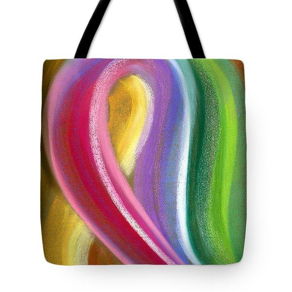 Chromatic Tote Bag by Hakon Soreide