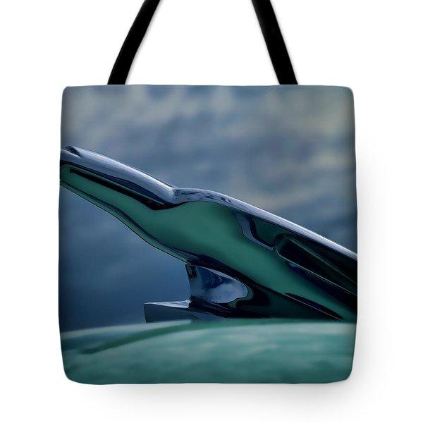 Chrome Eagle Tote Bag by Douglas Pittman