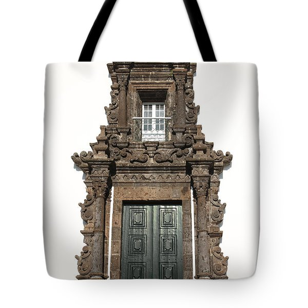 Church Door Tote Bag by Gaspar Avila