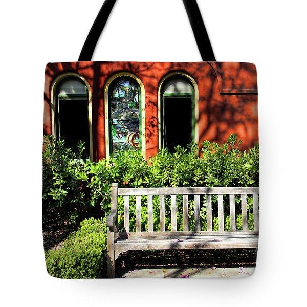 Cinderella Story Tote Bag by Mariola Bitner