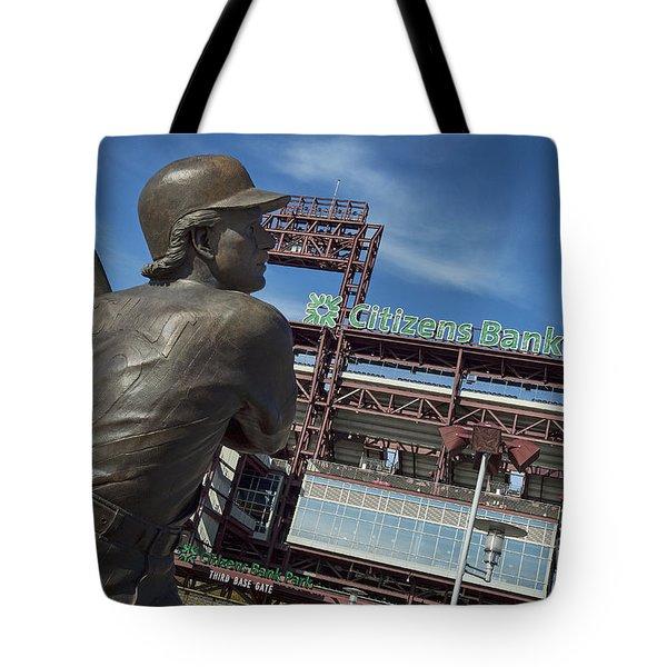 Citizans Bank Park Tote Bag by John Greim