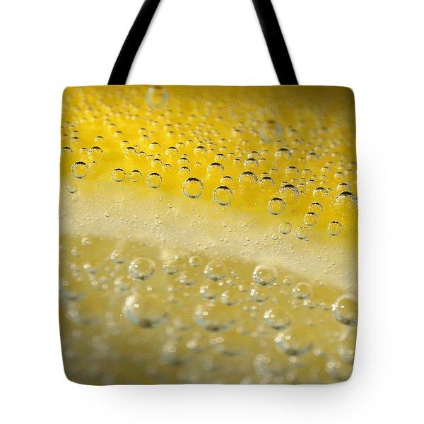 Citrus Tote Bag by Luke Moore