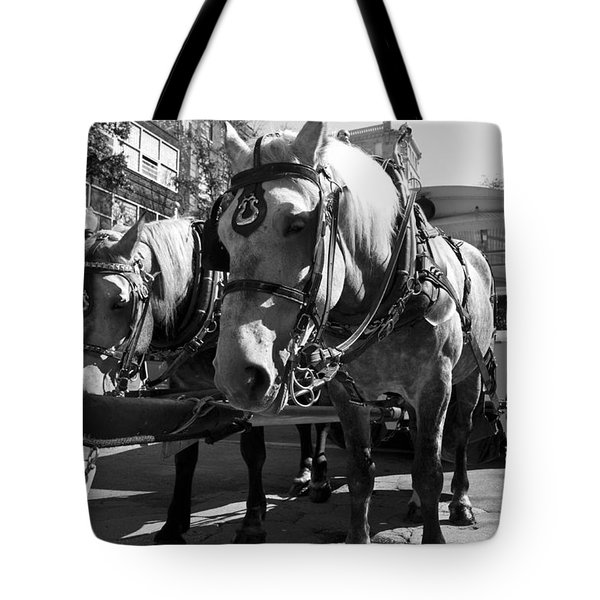 City Life Tote Bag by Betsy C  Knapp