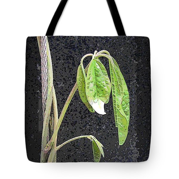 Climbing Tote Bag by Tim Allen
