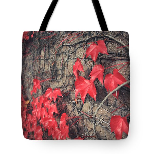 Clinging Tote Bag by Laurie Search