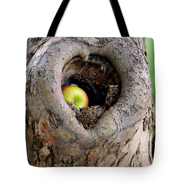 Close To The Heart Tote Bag by Vicki Pelham