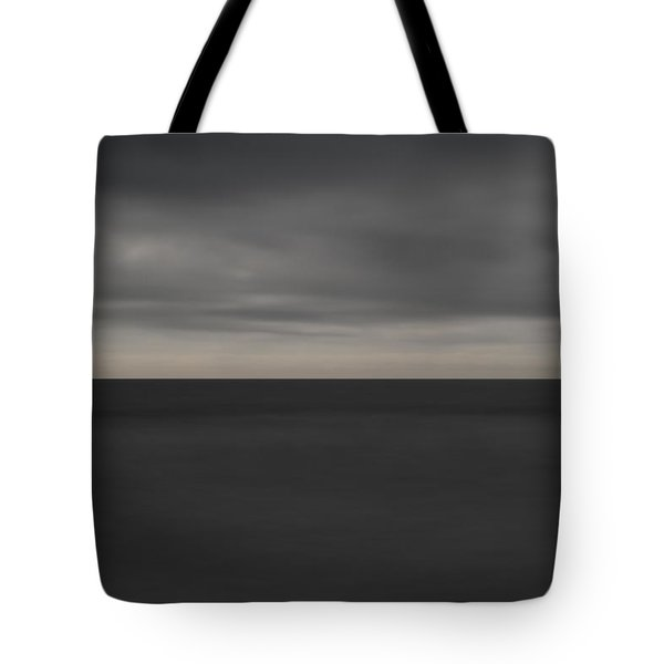 Cloudy Afternoon On Beach Tote Bag by Catherine Lau