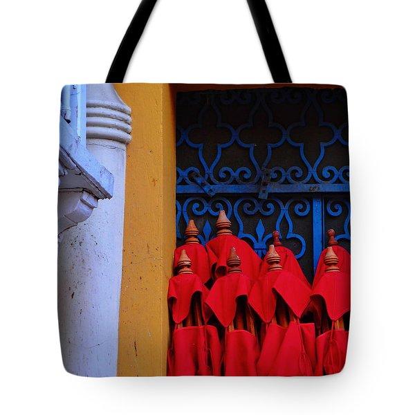 Club Colombia Tote Bag by Skip Hunt