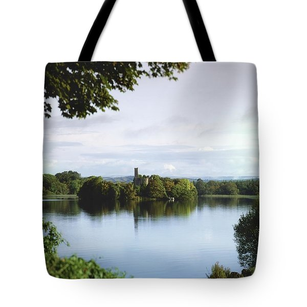 Co Roscommon, Lough Key Tote Bag by The Irish Image Collection