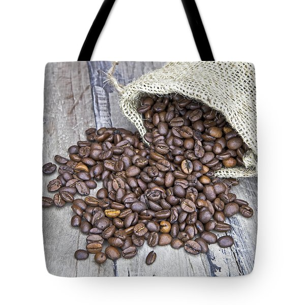Coffee beans Tote Bag by Joana Kruse