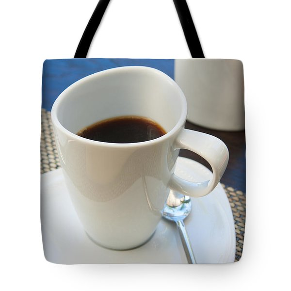 Coffee Sir Tote Bag by Atiketta Sangasaeng