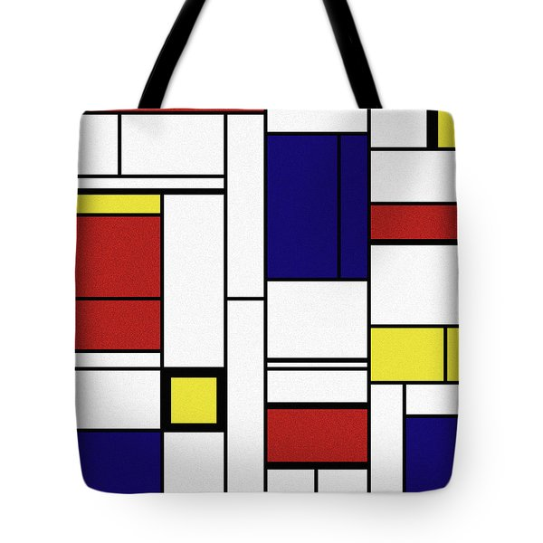Cognition  Tote Bag by Richard Rizzo