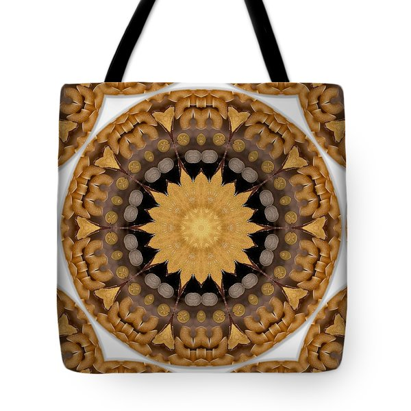 coins and love con pasta Tote Bag by Pepita Selles