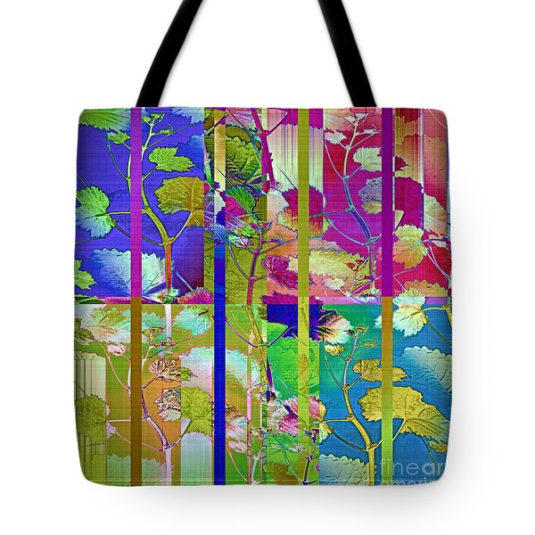 Color Blind Tote Bag by Gwyn Newcombe