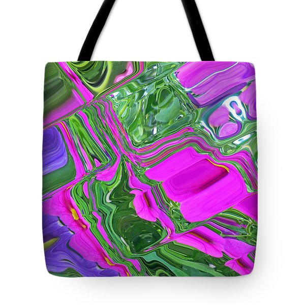 Color Craze Tote Bag by Aimee L Maher Photography and Art