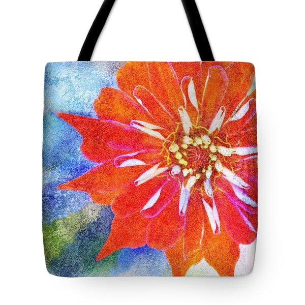 Color Symphony III Tote Bag by Brett Pfister
