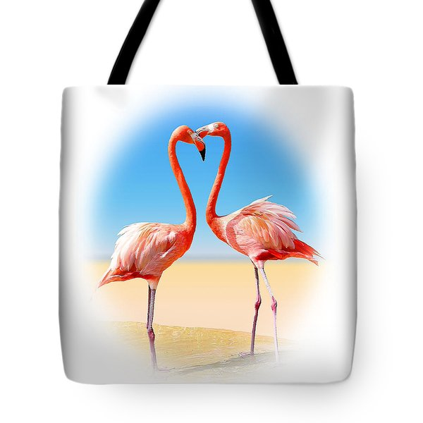 Come Fly With Me Tote Bag by Kristin Elmquist