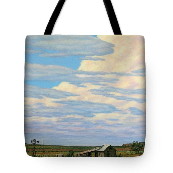 Come In Tote Bag by James W Johnson