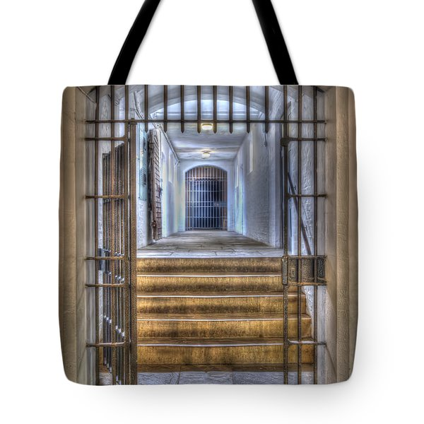 Come On In Tote Bag by Steev Stamford