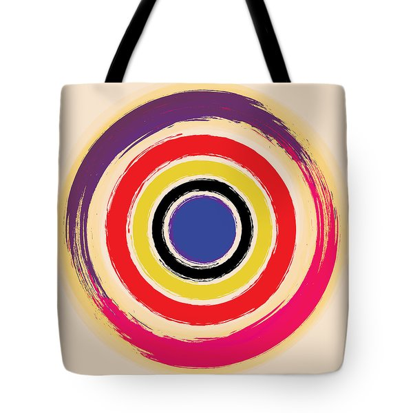 Compass Brush Tote Bag by Gary Grayson