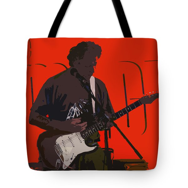 Concentration Tote Bag by Ian  MacDonald