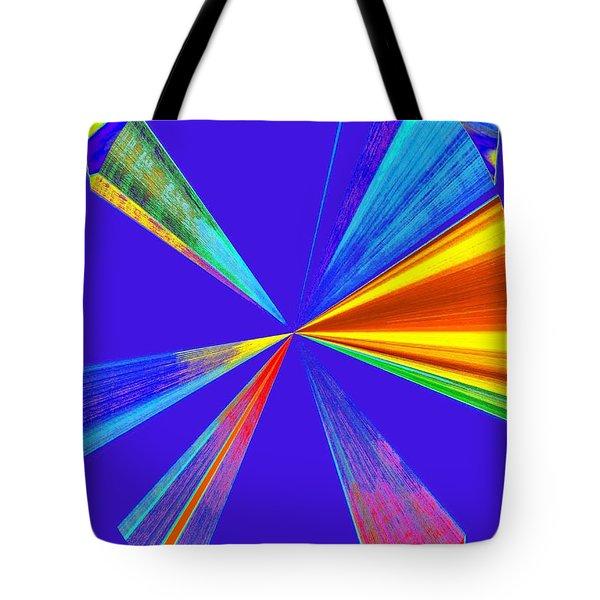 Conceptual 24 Tote Bag by Will Borden