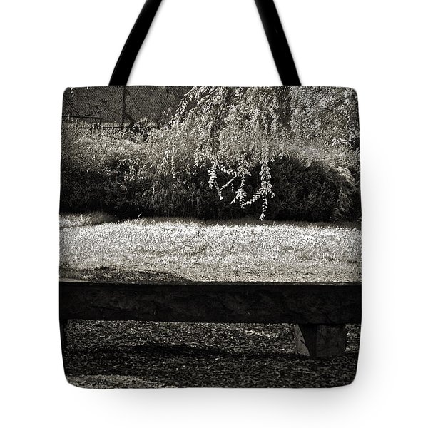 Concurrence Of Causes Tote Bag by Gwyn Newcombe