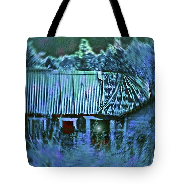 Confusion Tote Bag by Gwyn Newcombe