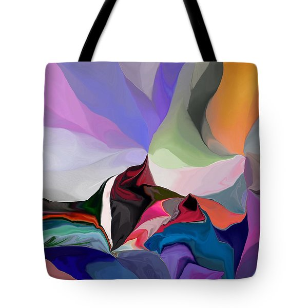 Conjuncture Tote Bag by David Lane