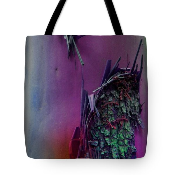 Tote Bag featuring the digital art Connect by Richard Laeton