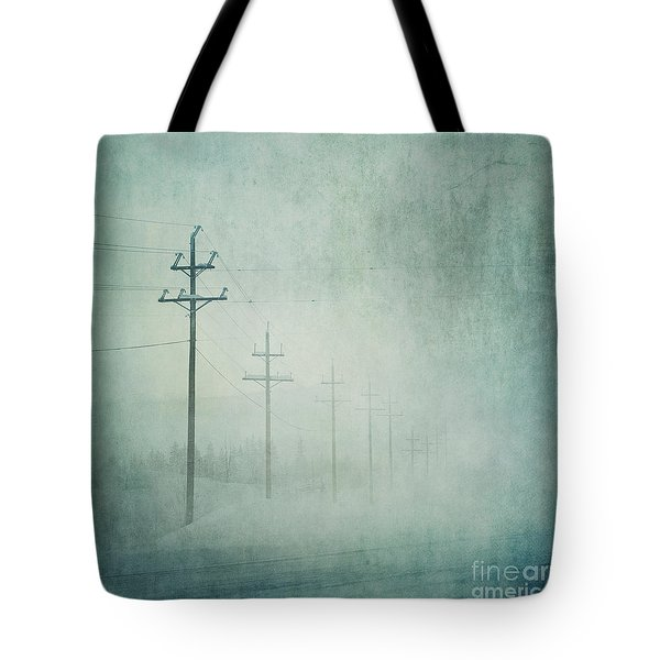 Connenction Tote Bag by Priska Wettstein